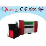 Alloy Steel Sheet Metal Laser Cutting Machine 2000W With Fully Automatic Tracking System for sale