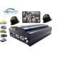 Military Use High End 8CH HDD Vehicle Mobile Car Video Recorder 4G Wi-Fi GPS DVR for sale