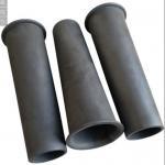 Refractory RBSIC SiSiC Silicon Carbide Burner Flame Tube For Furance