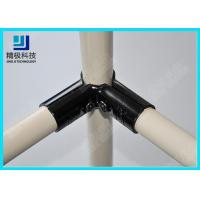 Rotational Lean Tube Steel Pipe Joints For Pipe Rack System Vertical Angle Joint for sale