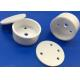 China Machinable Zirconia Ceramic Parts Thermal Insulator / Ceramic Housing For Heater Thermistor for sale