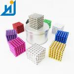 5MM 216PCS Buckyballs Magnets Magnetic Balls N35 Grade NdFeB Neodymium for sale