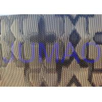 With Customized Images Glass Metal Glass Wire Mesh Fabric Used In Glass Industry for sale