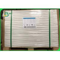 Outstanding Whiteness Uncoated Woodfree Offset Paper 80gsm In Ream 700mm Width for sale