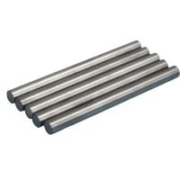Round Flat Titanium Alloy Bar Length MAX 6000 MM Machanical Properity for sale