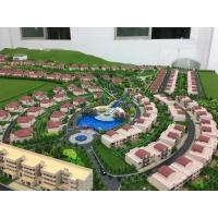 China Led Lighting Architectural Model Making Materials , Real Estate Scale Mockup for sale