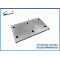 Wear Resistant Tungsten Carbide Products Perforated Plate For Fixation By Nut for sale