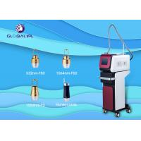 Professional Picosend Yag Machine For Tattoo Removal Elinimate Pigment for sale