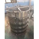Automatic Food Sterilization Equipment / Stainless Steel Sterilization Bucket for sale