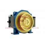 Elevator Traction Motor / Gearless Lift Traction Machine Load 630~1150kg