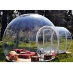 Commercial Outdoor Hotel Inflatable Transparent Tent For Sale From Sino factory for sale