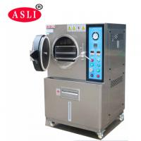 Electronic PCT chamber / HAST Testing Chamber with Safety Protective Device for sale