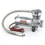 Heavy Duty Metal Air Compressor 200psi Silver Color 2.5cfm 1 Year Warranty for sale