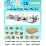 Automatic Folder Gluer Carton Packaging Machinery14.5KW 380V 50HZ , 3 Phase for sale