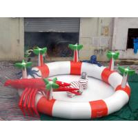 Sea Animals Theme Water Park Kids Inflatable Pool for Homeusing  for sale
