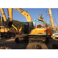 China CE 0.9M3 Sany 215-9 Second Hand Crawler Excavator supplier
