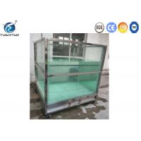 China IEC-17025  IP X7 Water Resistance Environmental Test Chamber / Rain Test Machine for sale