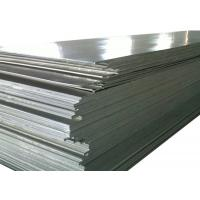 China 1000 Series Aluminum Sheet Metal / 1060 Aluminum Sheet O Temper For Lights Making for sale