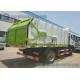 Diesel Hooklift Rubbish Compactor Truck 4x2 Drive Refuse Truck For Industrial Enterprises And Residential Area for sale