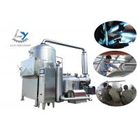 China Industrial Vacuum Jackfruit Chips Machine Stable Oil Temperature Fast Vacuum for sale