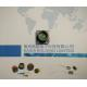 China D38999/20WB35PNC MIL - DTL -38999 Series III Connectors Withstanding Voltage 800 1000V for sale