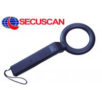China Prisons Mini Super hand held security Scanner metal detectors for detect gun weapons supplier