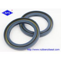 NBR / FKM High Pressure Oil Seals C Type Wear Resistant With Enough Inventor for sale