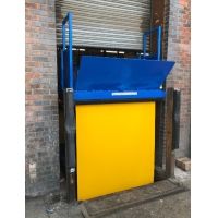 1000kg Small Hydraulic Dock Lift Safety Dock Lift As Customer Require To Inplace Old One