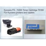 Kyocera TK160 Black Copier Toner Kit For FS-1120D FS-1120DN ECOSYS P2035d for sale