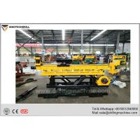 China Separated Type Hydraulic Underground Core Drill Rig with Motor Power 75kw manufacturer