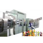Combi Block Monoblock Bottling Machine Carbonated Non Alcoholic Beverage Drink Machine for sale