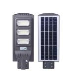 China 30w ABS C Tick Outdoor LED Street Lights Solar Integrated for sale
