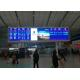 Indoor led video displays 5mm pixel pitch indoor advertising led display for railway station message board for sale