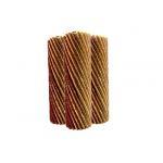 Natural Fiber Rotary Industry Drum Sander Wire Brush Polishing / Sanding for sale