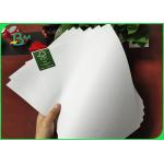 China 80g 100g UWF Uncoated Woodfree Paper Packing In Rolls Can PE Coated 1000mm for sale