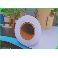 24 Inch 36 Inch Plotter Paper Roll For Garment Plotter Machine for sale