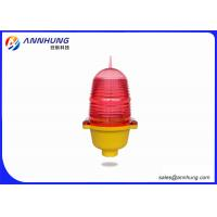 Low-intensity type A type B LED red aviation obstruction light  ICAO FAA L810 IP65 for sale
