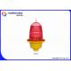 PC Material Aircraft Warning Light With Strong Anticorrosion UV Protection for sale