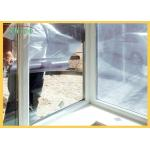 China Transparent Window Glass Protection Film Sun Protection Window Film for sale