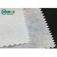Airlaid 90gsm polyester/viscose cut away nonwoven embroidery backing paper fabric for sale