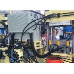 China 200 Ton Brake Pads Production Line Machines 400 Ton Brake Pad Hot Molding Machine for sale