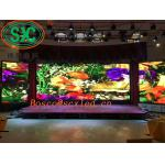 Indoor full color RGB 3in1 LED display, high definition display pixel density 160000, refresh rate up to 3000hz for sale