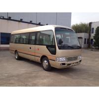 23 Seats Electric Minibus Commercial Vehicles Euro 3 For Long Distance Transport for sale