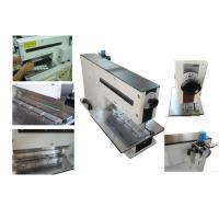 Automatic Pcb Depaneling Machine For Metal Board Cutting, Motorized Linear Blade Pcb Depanelizer