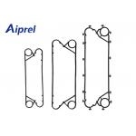 Heat Transfer Alfa Laval  Gaskets , Plate Type Heat Exchanger Parts For Food Industry