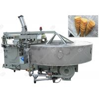China GELGOOG Machinery Icecream Cone Making Machine 380V Voltage For Sale for sale