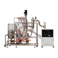 China High Purity Herb Extraction Equipment For Cannabis Essential Oil , Long Life for sale