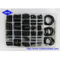 HITACHI Hydraulic O Ring Assortment Kit  NBR ACM FKM Material Wear Resistant for sale