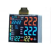 China High Resolution Dot Matrix LCD Display Module White LED VA Segment FPC Type for sale