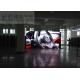 Custom P3 Indoor led Advertising Display HD Super Thin Wall Mounted Easy Operating FCC CE for sale